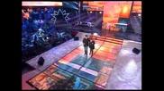 Biljana Jevtić i Nikola Nešić - Blagujno dejče (Z Granda 2011_2012 - Emisija 13 - 17.12.2011)