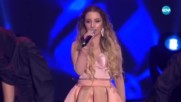 Михаела Маринова - Очи в очи (на живо от наградите на БГ Радио 2018)