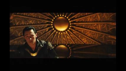 Тор: Богът на Гръмотевиците.първи Официален Tрейлър Thor:the God of Thunder. The Firs Traile