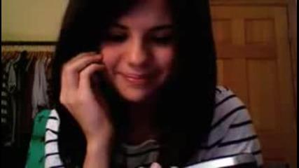 Selena - Fun call back !!