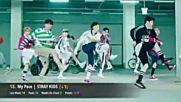 Kpop random Songs Chart September 2018 Week 2