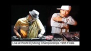 Mix Master Mike Feat. Dj Qbert Live at Dmc 1995 Finals