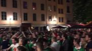 France: Irish fans honour national team's performance despite Euro 2016 knockout