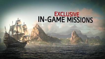Edward Kenway Story Trailer _ Assassin's Creed 4 Black Flag [north America]