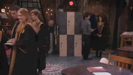 Магьосниците от Уйвърли Плейс - сезон 4 епизод 7 Магьосници срещу Ангели част 1