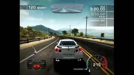 Need For Speed Hot Pursuit 2010 Gameplay 2