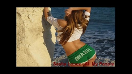 Sasha Lopez feat. Broono & Andreea D - All My People (extended mix)