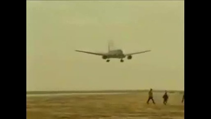 10 невероятни приземявания Top Ten amazing landing