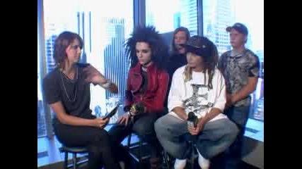 Tokio Hotel Interview - Kim Stolz 4