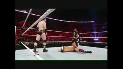 Най - краткия мач за световната титла на Wwe