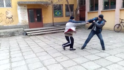 Кунг Фу Мастера 2