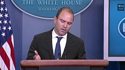 USA: White House urges Turkey to halt advances in Syria