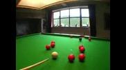 Snooker Trick Shots