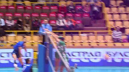 Суперлига по волейбол на България старт на сезона на 21-22 октомври по DIEMA SPORT