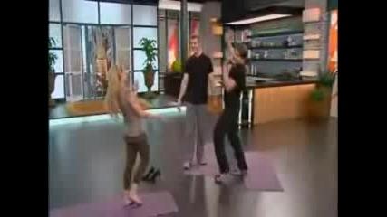 Trish In Yoga