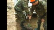 Лов на елитни прасета - група с. Радевци - 2