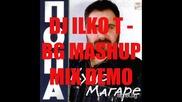 Dj Tomekk - Куцо Магаре Mash Up Mix Demo (криско, Ъпсурд, В. Найденов и др.)