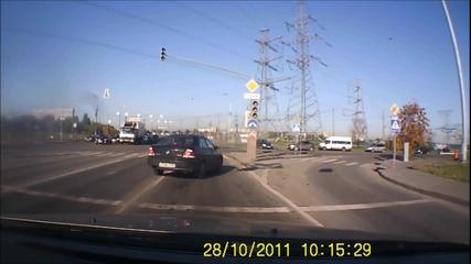 Не е лесно да си шофьор!!! ( 6 част )
