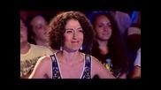 X Factor Bulgaria 17.09.2013 - Teodora Thsoncheva - I Will Always Love You