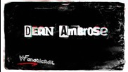 Dean Ambrose Custom Titantron 2014