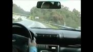 Овладя колата като професионалист