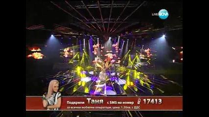Таня Димитрова - Live концерт - 31.10.2013 г.
