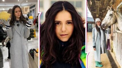 4 дни по-късно: Нина Добрев си тръгна от България, дошла си заради тъжен повод
