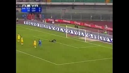 Левски В Champions League