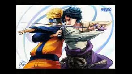 Naruto FanArt - Do You Wanna Peas Of Me