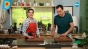 Хляб с квас и лешници - Бон Апети (30.05.2017)
