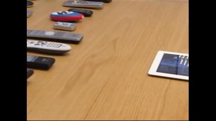 Домът на бъдещето ще се управлява от смартфона или таблета