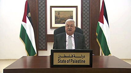 UN: Palestine's Abbas calls for international conference to launch 'real peace process'