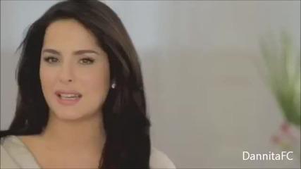 Данна Гарсия в реклама на Гарниер 2012
