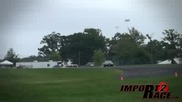 Drifting Nissan 240sx at Racewaypark Nj Clubloose event
