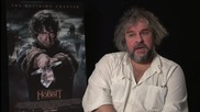 Stars and Peter Jackson Reminisce About Leaving 'The Hobbit' and Middle Earth