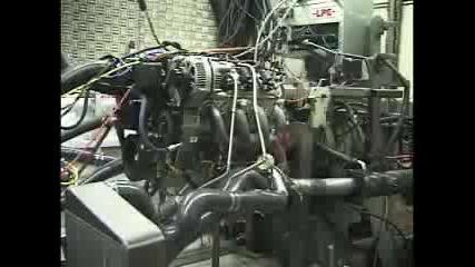 Dyno Test Na Bmw E30 Turbo Engine 427 Hp