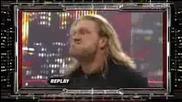Wwe Raw 15.03.10 .. Chris Jericho vs Shawn Michaels ... Speeearrr