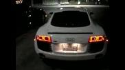 Audi R8 And Bentley