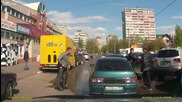 Да ''нацепиш кофата''на руски гъзари