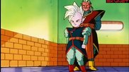 Dragon Ball Z - Сезон 7 - Епизод 215 bg sub
