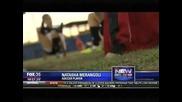 Dr. Lox, Fox 35 News, Stem Cells Help Soccer Player Recover