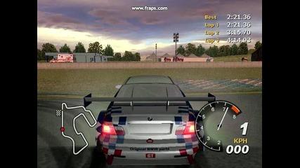 Tir Malko Drift s Bmw E46 :p