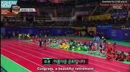 [engsub] Idol Star Olympics 2013 part8