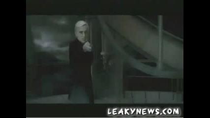 първия преглед на Хари Потър и Нечистокръвния Принц 2 част