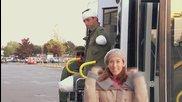 Съпруг - Войник погажда жесток номер на съпругата си - скрита камера