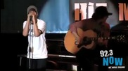 Justin Bieber at Long Beach Middle School - Never Let You Go [ hight Quality ]