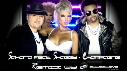 Ремикс! Андреа и Кости feat. Shaggy - Champagne