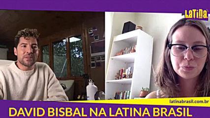 David Bisbal Entrevista Latina Brasil