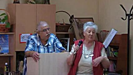 Свидетелство за Божествено изцеление - Сестра Цецка