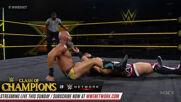 Jake Atlas vs. Tommaso Ciampa: NXT Takeoff to TakeOver, Sept. 23, 2020